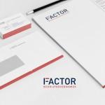 Factor Bedrijfsovernames huisstijl en website